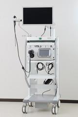 電子内視鏡当院で使用している電子内視鏡は、ペンタックス ビデオプロセッサEPK-i7000という最新の電子内視鏡機器です。従来の内視鏡より解像度が優れていて、早期病変の発見が期待できます。